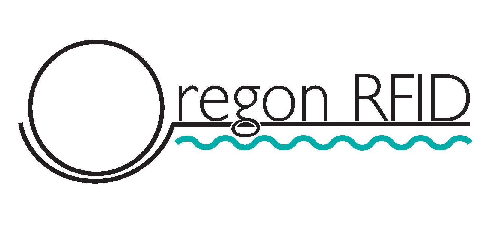 Oregon RFID logo